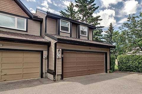 Townhouse for sale at 12625 24 St Southwest Unit 10 Calgary Alberta - MLS: C4255810