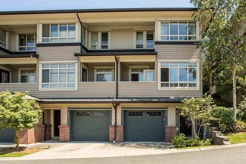Townhouse for sale at 13771 232a St Unit 10 Maple Ridge British Columbia - MLS: R2391540