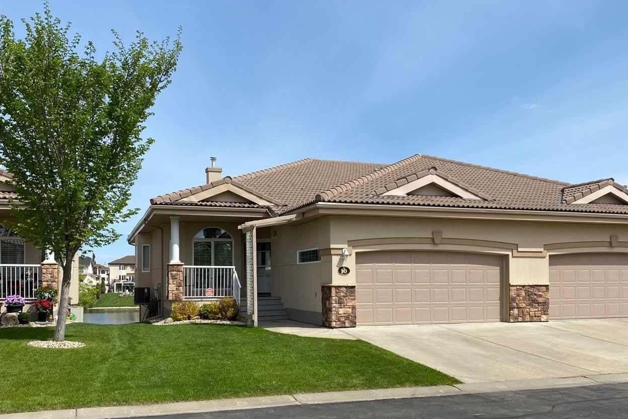 Townhouse for sale at 13808 155 Av NW Unit 10 Edmonton Alberta - MLS: E4193641