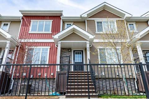 Townhouse for sale at 13810 166 Ave Nw Unit 10 Edmonton Alberta - MLS: E4157253