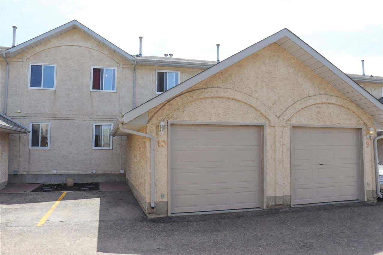 Townhouse for sale at 14803 34 St NW Unit 10 Edmonton Alberta - MLS: E4201918
