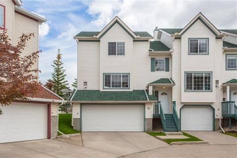 Townhouse for sale at 15 Rocky Ridge Gt Northwest Unit 10 Calgary Alberta - MLS: C4257220
