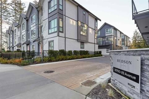 Townhouse for sale at 16760 25 Ave Unit 10 Surrey British Columbia - MLS: R2369782