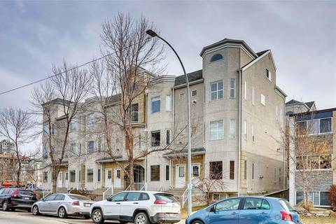 Townhouse for sale at 1720 11 St Southwest Unit 10 Calgary Alberta - MLS: C4237513