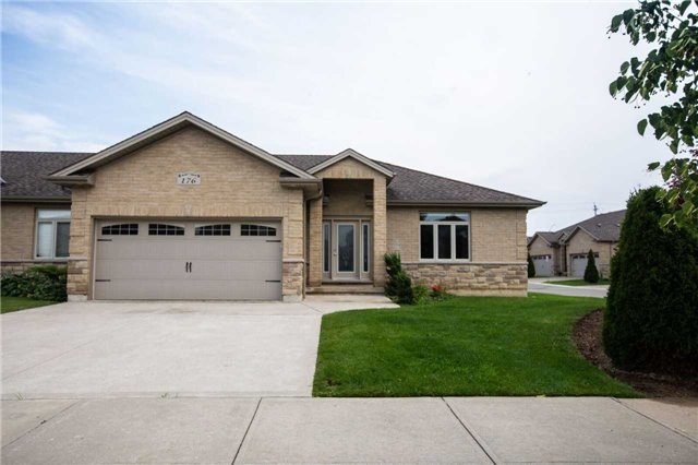 House for sale at 176 Tanoak Drive London Ontario - MLS: X4212401