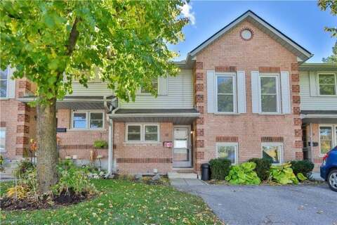 Townhouse for sale at 180 Marksam Rd Unit 10 Guelph Ontario - MLS: 40035357