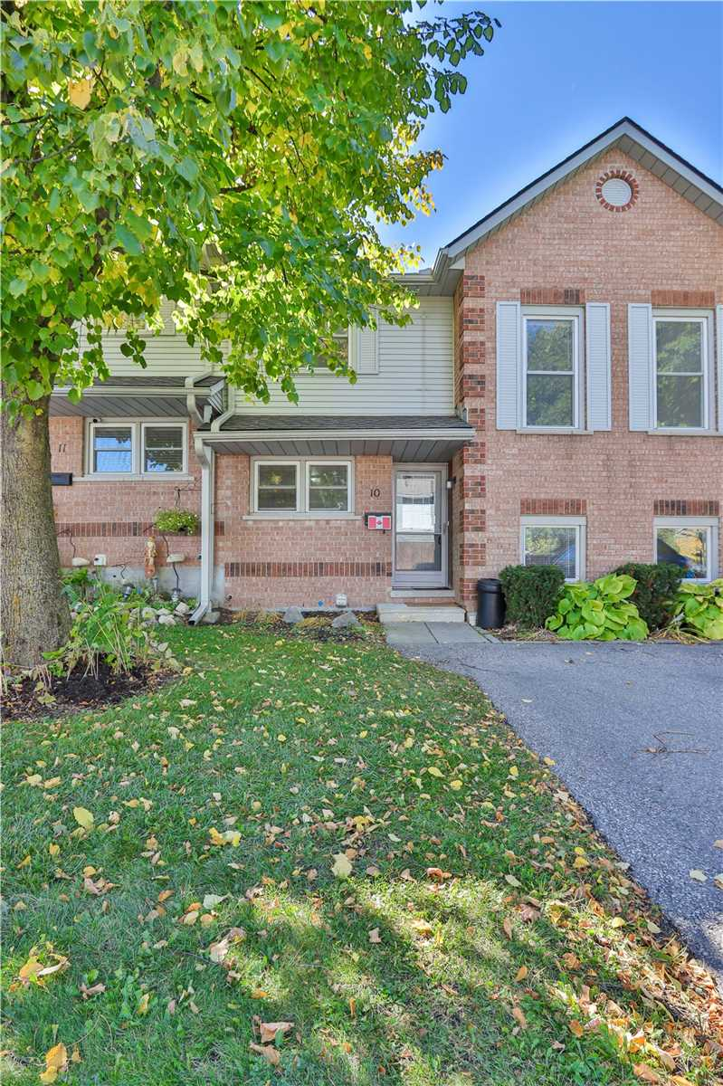 For Sale: 10 - 180 Marksam Road, Guelph, ON | 3 Bed, 3 Bath Townhouse for $424999.00. See 37 photos!