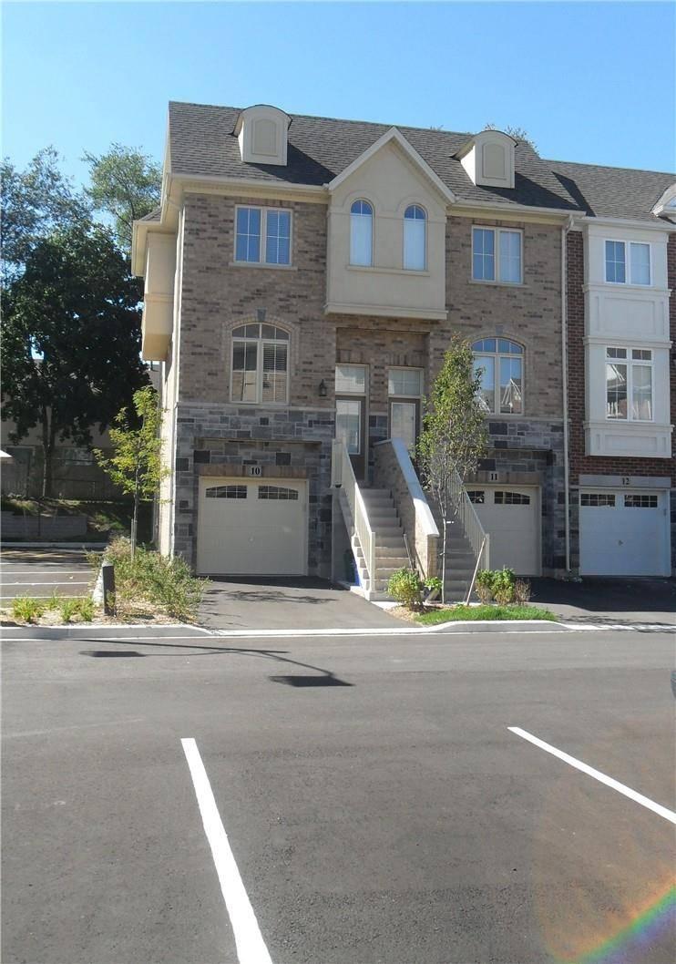 Townhouse for rent at 181 Plains Rd W Unit 10 Burlington Ontario - MLS: H4076973