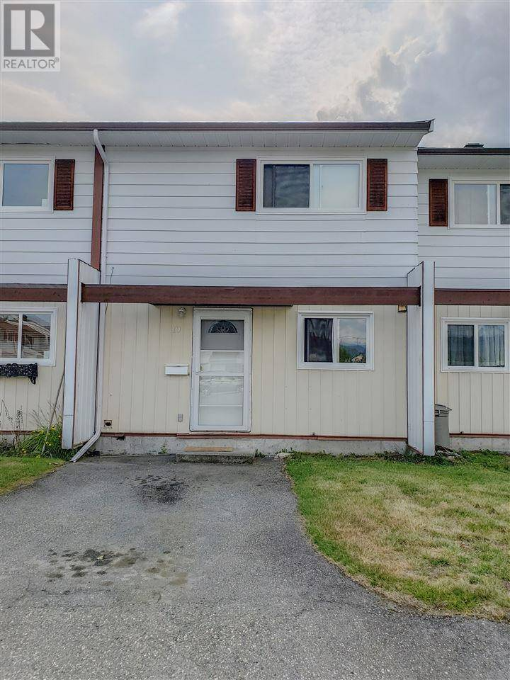 Townhouse for sale at 185 Konigus St Unit 10 Kitimat British Columbia - MLS: R2392263