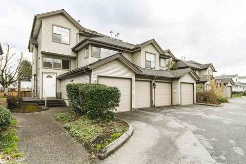 Townhouse for sale at 19160 119 Ave Unit 10 Pitt Meadows British Columbia - MLS: R2434473
