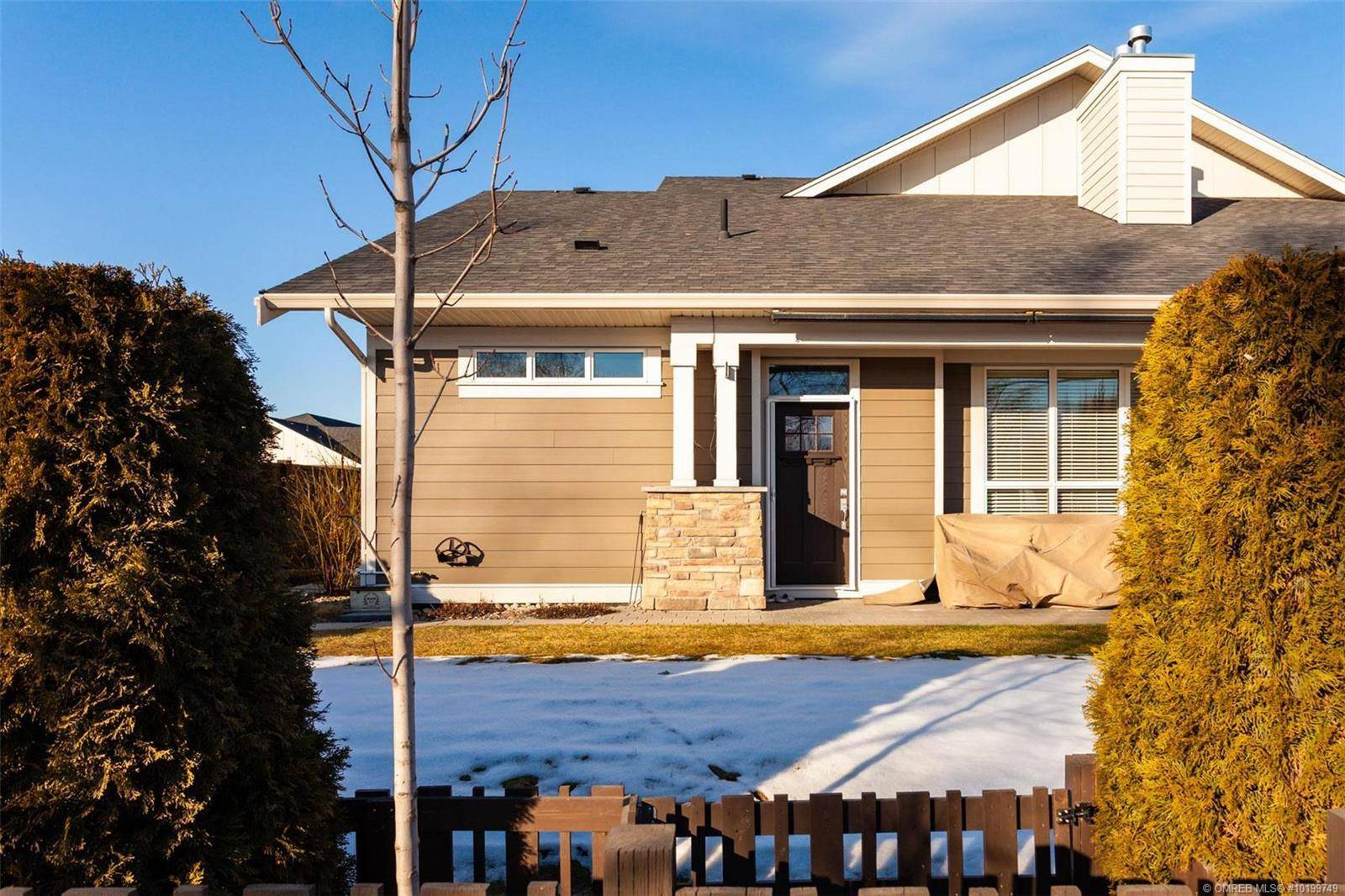 Townhouse for sale at 1960 Klo Rd Unit 10 Kelowna British Columbia - MLS: 10199749
