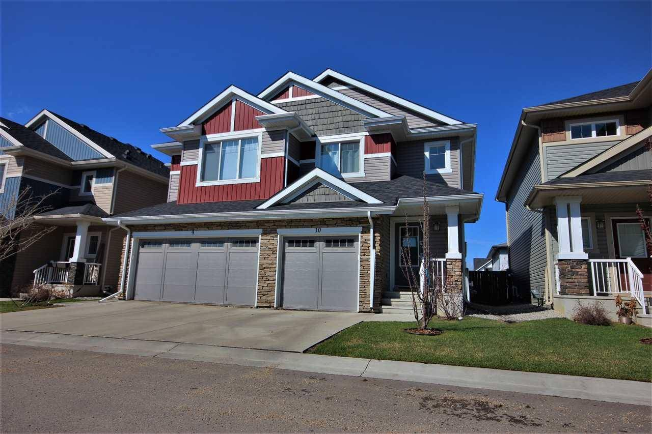 Townhouse for sale at 2004 Trumpeter Wy Nw Unit 10 Edmonton Alberta - MLS: E4186631