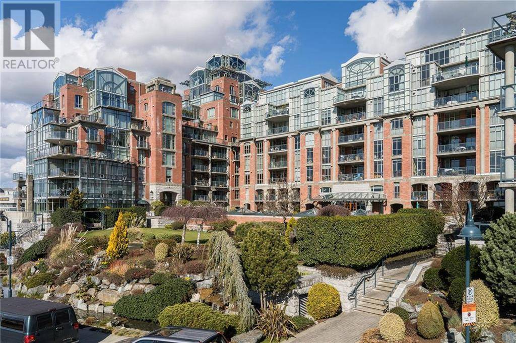 Condo for sale at 21 Dallas Rd Unit 10 Victoria British Columbia - MLS: 422139