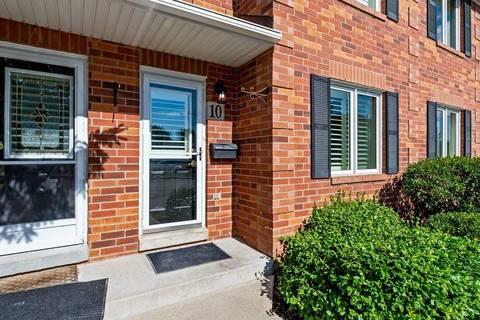 Condo for sale at 2120 Headon Rd Unit 10 Burlington Ontario - MLS: W4568019