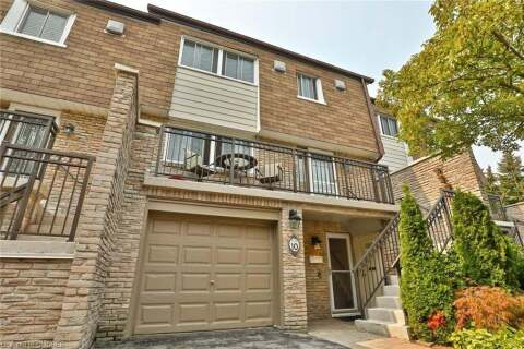 Townhouse for sale at  Marine Dr Unit 10 Oakville Ontario - MLS: 40024497