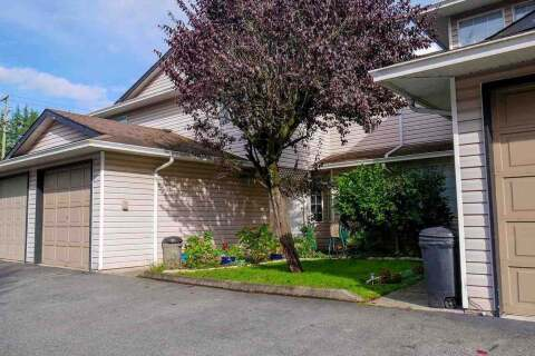 Townhouse for sale at 21541 Mayo Pl Unit 10 Maple Ridge British Columbia - MLS: R2508430