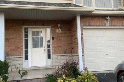 Townhouse for sale at 2229 Walkers Line Unit 10 Burlington Ontario - MLS: 40035619