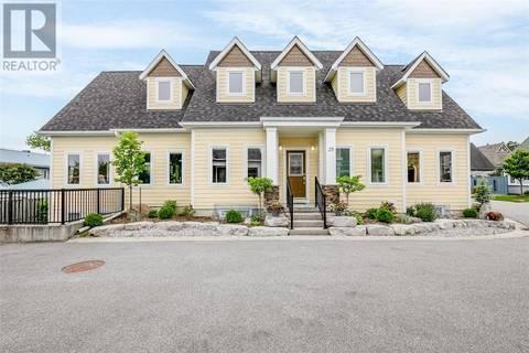 House for sale at 23 Invermara Ct Unit 10 Orillia Ontario - MLS: 204265