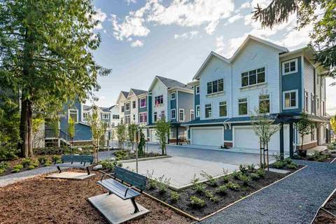 Townhouse for sale at 24021 110 Ave Unit 10 Maple Ridge British Columbia - MLS: R2414534