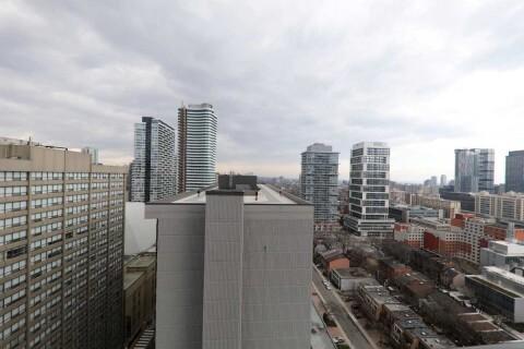 Apartment for rent at 25 Carlton St Unit 2310 Toronto Ontario - MLS: C4768824
