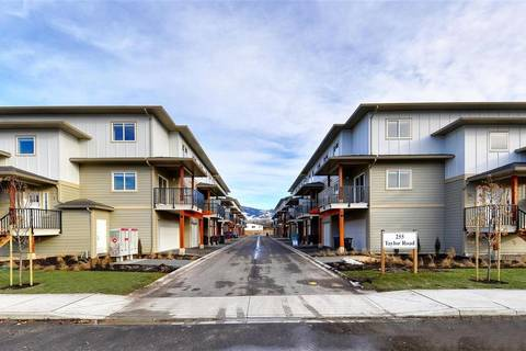Townhouse for sale at 255 Taylor Rd Unit 10 Kelowna British Columbia - MLS: 10200158
