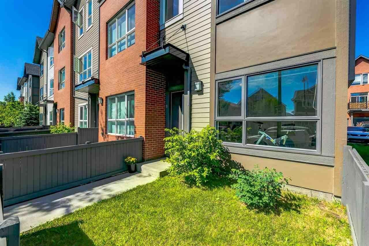 Townhouse for sale at 2560 Pegasus Bv NW Unit 10 Edmonton Alberta - MLS: E4203509