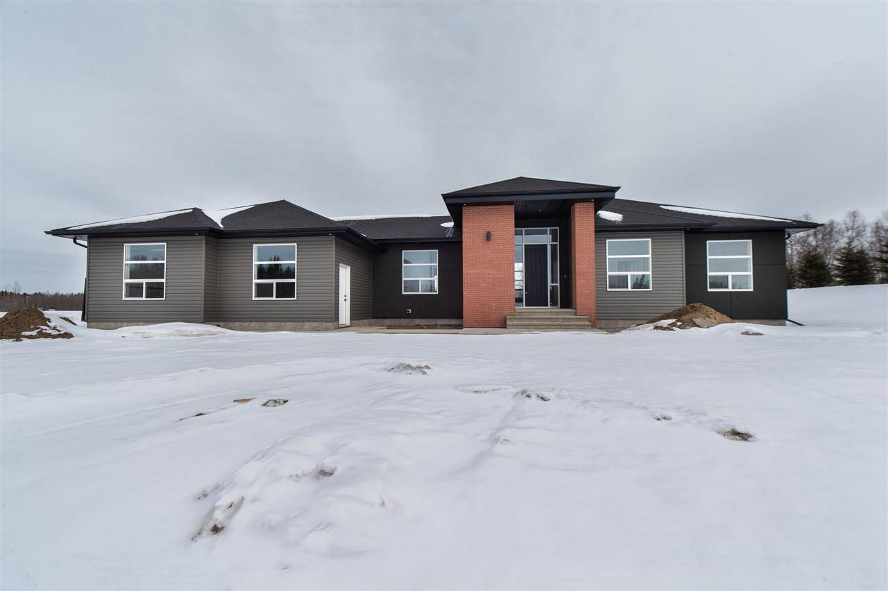 Buliding: 26328 Twp Road, Rural Parkland County, AB