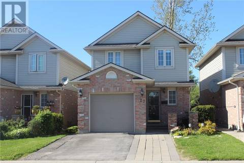 House for sale at 27 Chalkstone Dr Unit 10 London Ontario - MLS: 197490