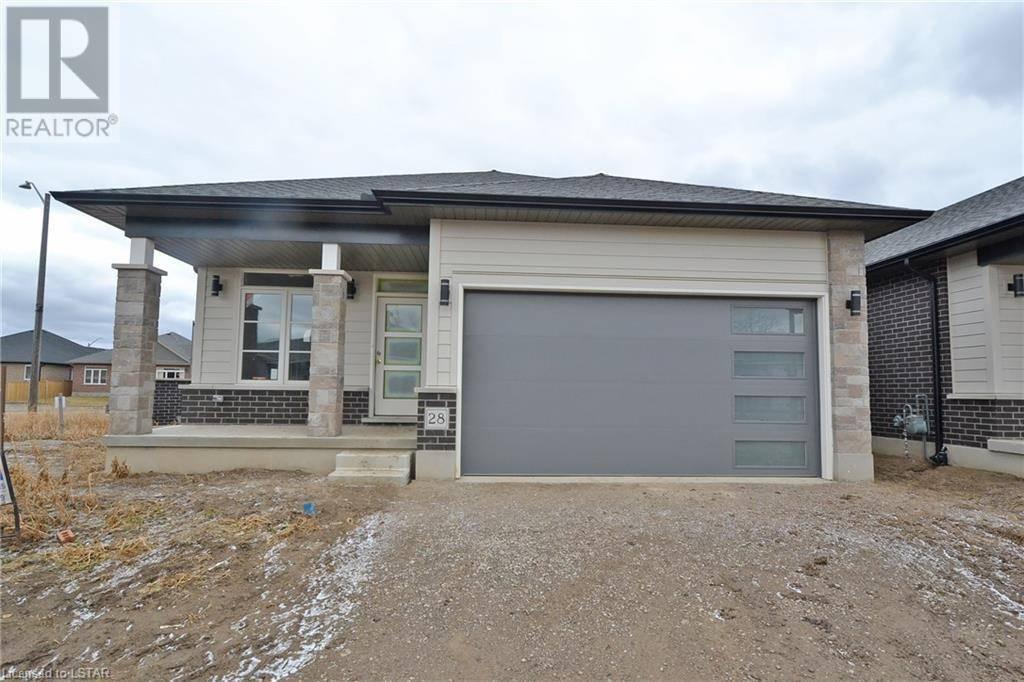 House for sale at 28 Mcpherson Ct Unit 10 St. Thomas Ontario - MLS: 244775