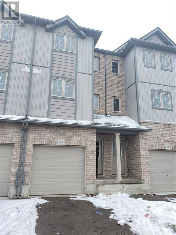 Townhouse for sale at 285 Old Huron Rd Unit 10 Kitchener Ontario - MLS: 30783186