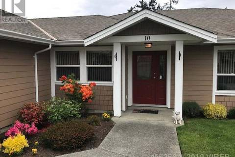 Townhouse for sale at 3101 Herons Wy Unit 10 Duncan British Columbia - MLS: 455256