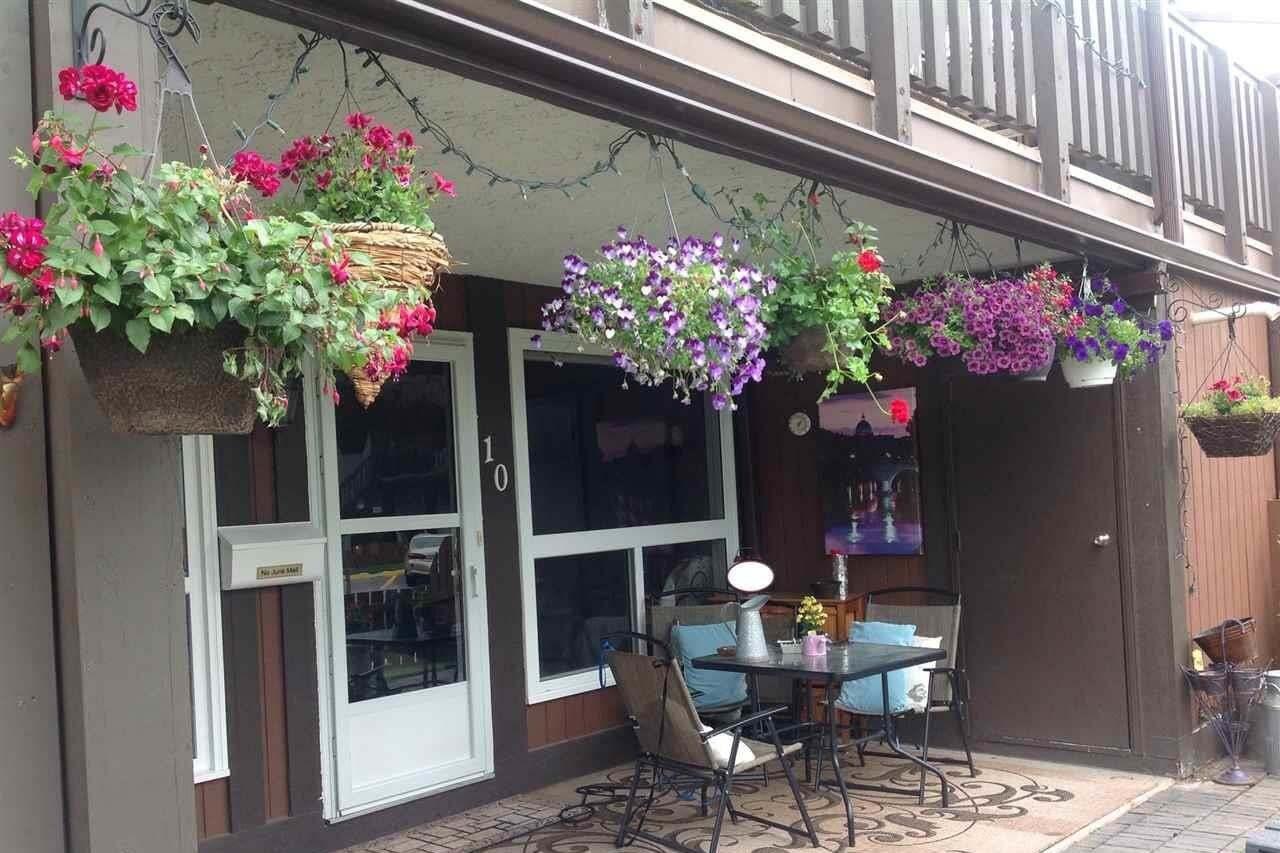 Townhouse for sale at 3111 142 Av NW Unit 10 Edmonton Alberta - MLS: E4197612