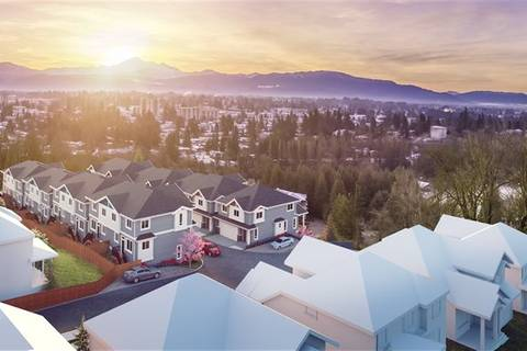 Townhouse for sale at 31548 Upper Maclure Rd Unit 10 Abbotsford British Columbia - MLS: R2335262