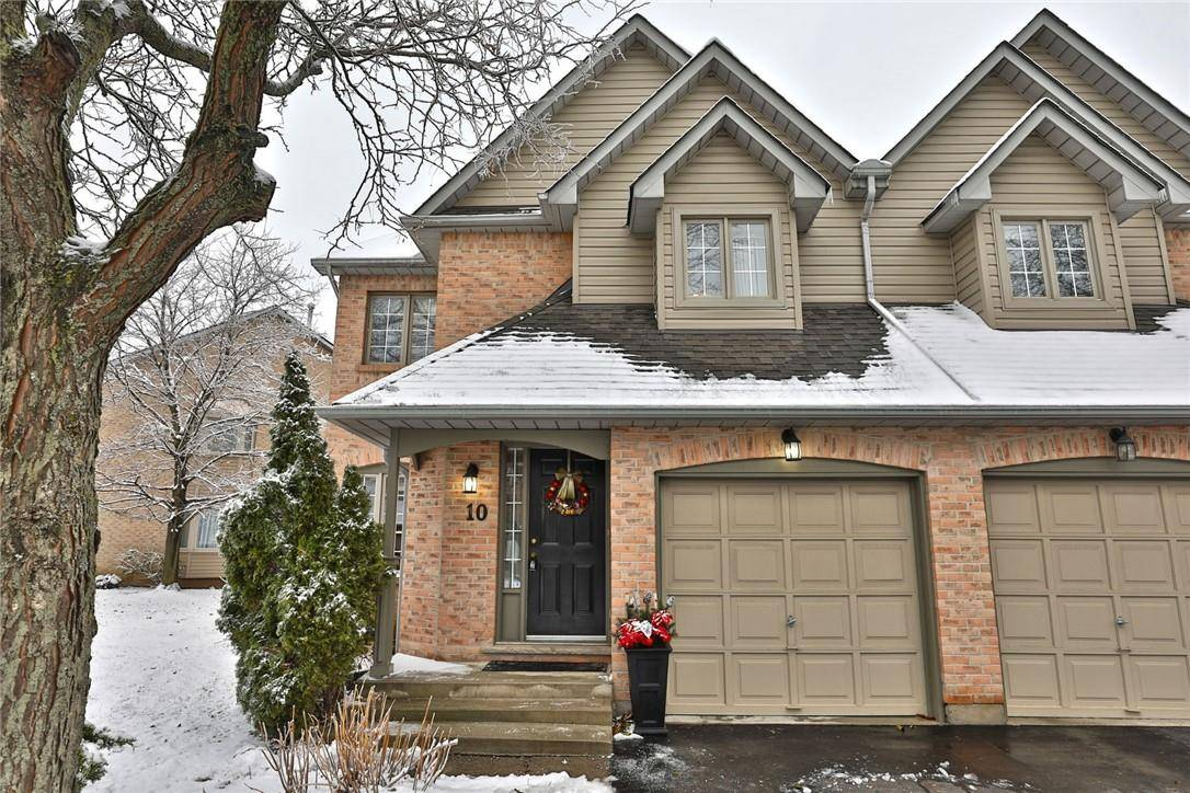 Townhouse for sale at 320 Hamilton Dr Unit 10 Ancaster Ontario - MLS: H4070702