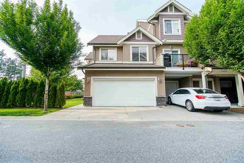 Townhouse for sale at 32792 Lightbody Ct Unit 10 Mission British Columbia - MLS: R2374882