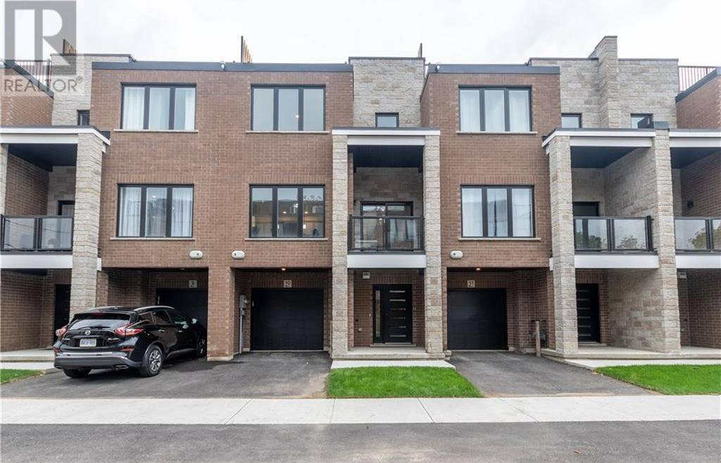 Townhouse for sale at 33 Jarvis St Unit 10 Brantford Ontario - MLS: 30774038