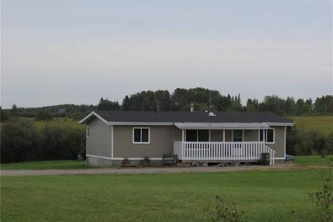 House for sale at 33019 Range Road 64  Unit 10 Rural Mountain View County Alberta - MLS: C4266207