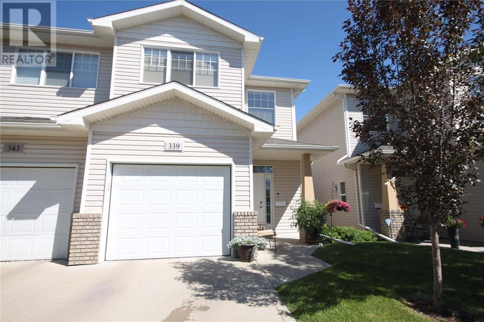Townhouse for sale at 339 Pickard Wy N Unit 10 Regina Saskatchewan - MLS: SK819785