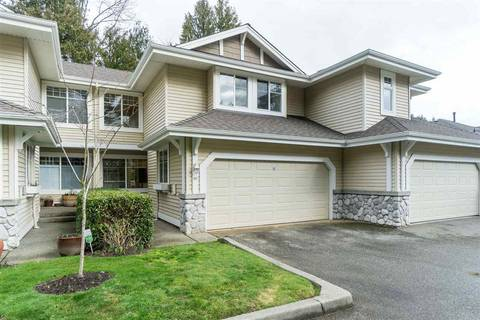 Townhouse for sale at 35253 Camden Ct Unit 10 Abbotsford British Columbia - MLS: R2439731