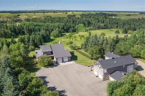House for sale at 35320 Range Road 10  Unit 10 Rural Red Deer County Alberta - MLS: C4279195
