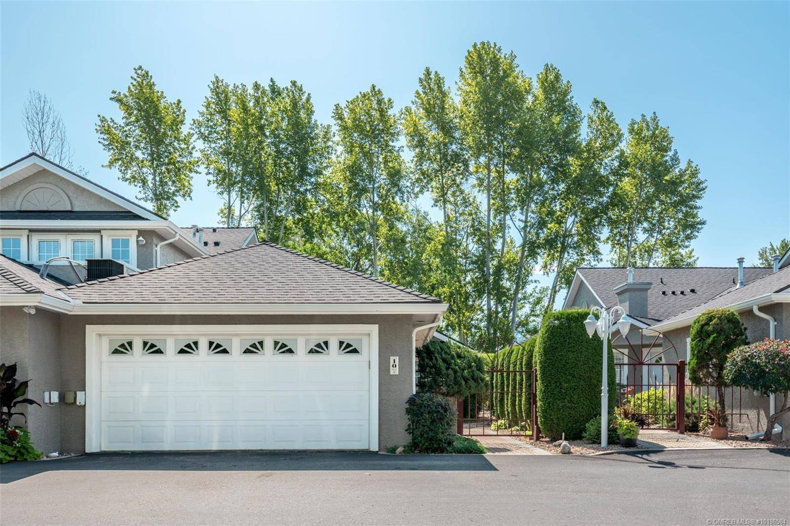Townhouse for sale at 3775 Springbrook Rd Unit 10 Kelowna British Columbia - MLS: 10196584