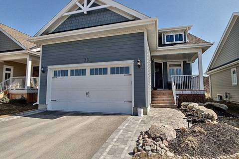 Townhouse for sale at 39 Irons Ave Unit 10 Smith-ennismore-lakefield Ontario - MLS: X4729620