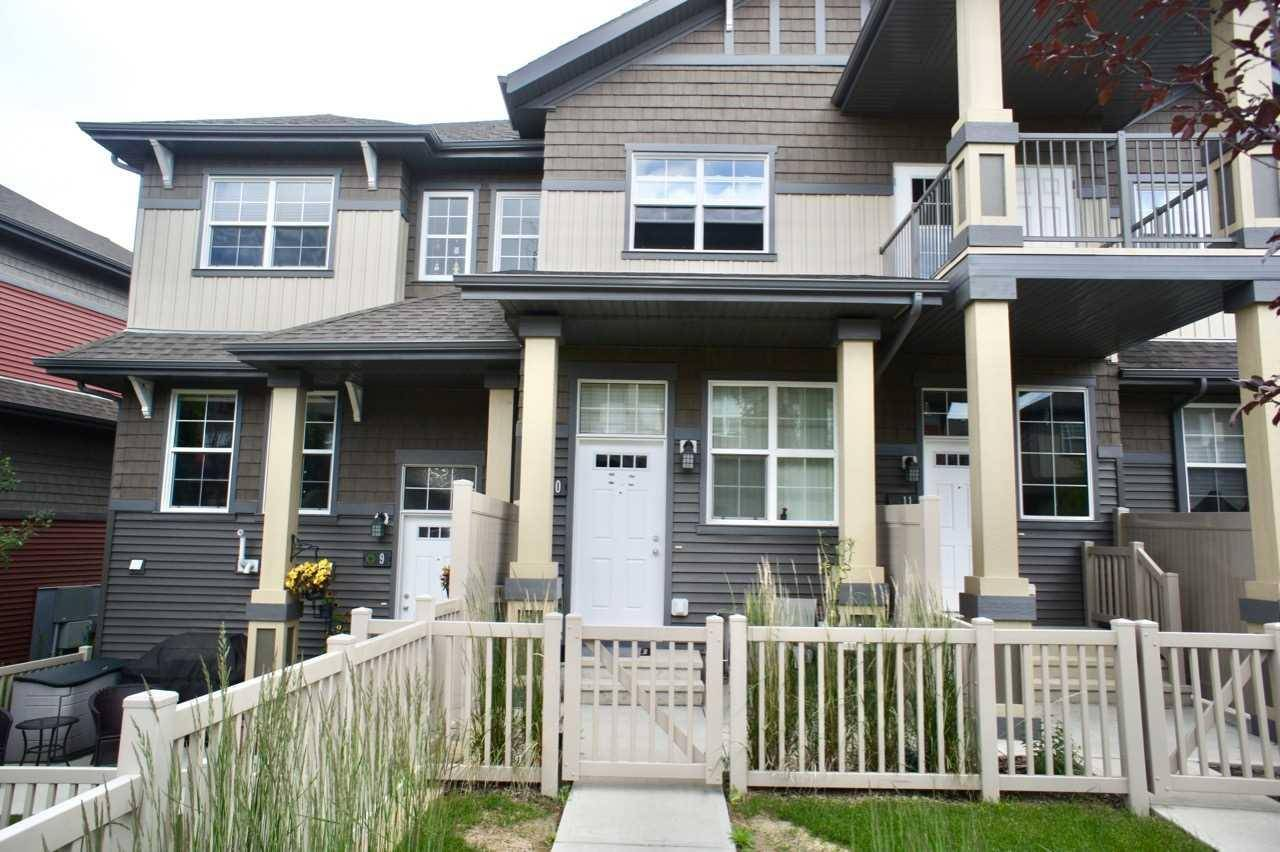 Townhouse for sale at 4029 Orchards Dr Sw Unit 10 Edmonton Alberta - MLS: E4166255