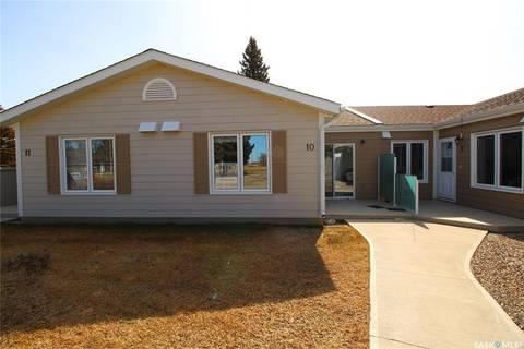 Townhouse for sale at 405 Windover Ave Unit 10 Moosomin Saskatchewan - MLS: SK806156