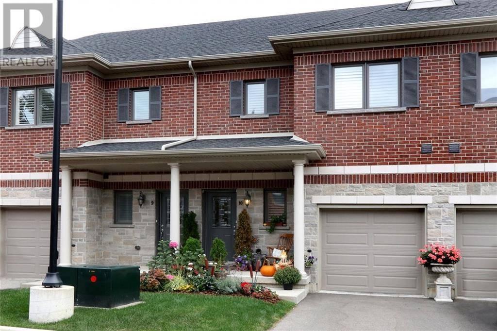 Townhouse for sale at 44 Flamboro St Unit 10 Waterdown Ontario - MLS: 30769254