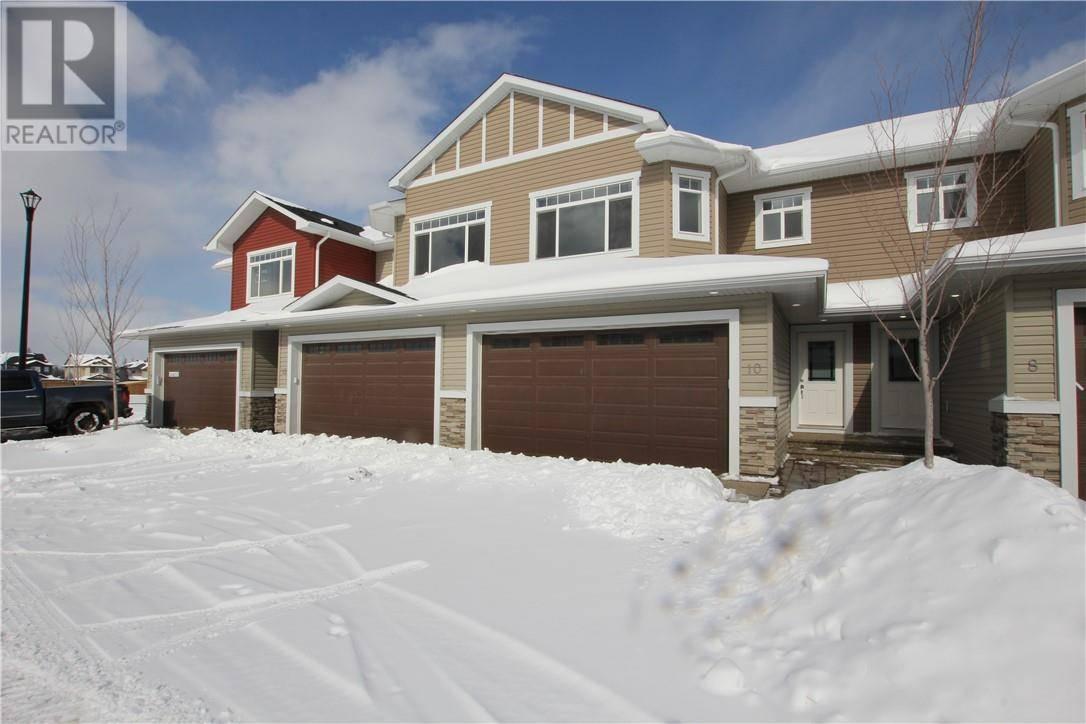 Townhouse for sale at 441 Millennium Dr Unit 10 Fort Mcmurray Alberta - MLS: fm0191657
