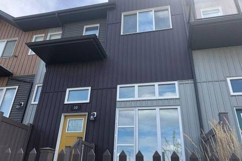 Townhouse for sale at 4470 Prowse Rd Sw Unit 10 Edmonton Alberta - MLS: E4144249