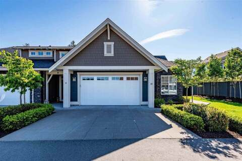 Townhouse for sale at 44862 Keith Wilson Rd Unit 10 Chilliwack British Columbia - MLS: R2471651
