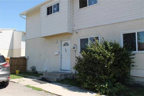 Townhouse for sale at 4515 7 Ave Southeast Unit 10 Calgary Alberta - MLS: C4276063
