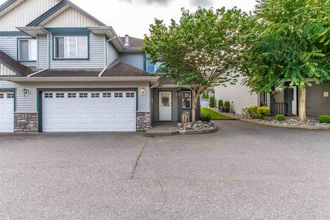 Townhouse for sale at 46330 Valleyview Rd Unit 10 Sardis British Columbia - MLS: R2389230